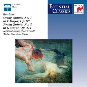 Juilliard String Quartet, Walter Trampler 歌手頭像