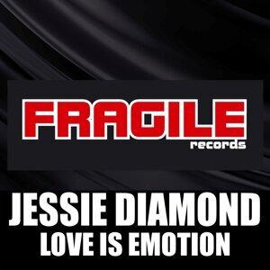 Jessie Diamond DJ 歌手頭像