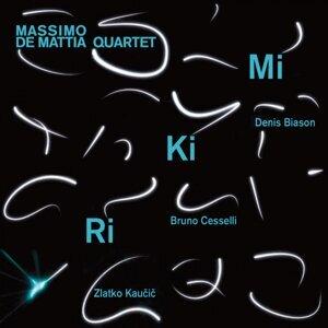 Massimo de Mattia Quartet 歌手頭像