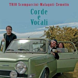 Maria Laura Scomparcini, Lanfranco Malaguti, Massimo Zemolin Trio 歌手頭像