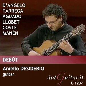 Aniello Desiderio 歌手頭像