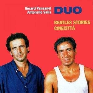 Gérard Pansanel, Antonello Salis Duo 歌手頭像