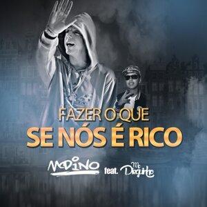 MC Dino & MC Dieguinho (Featuring) 歌手頭像