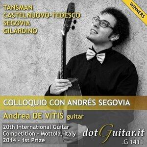 Andrea de Vitis 歌手頭像