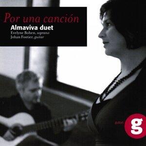 Almaviva Duet 歌手頭像