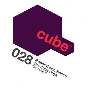 Rober Gaez, Hosse, the Cube Guys 歌手頭像