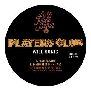 Will Sonic 歌手頭像