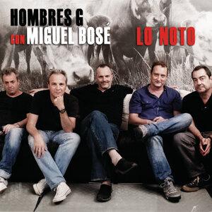Hombres G Con Miguel Bose