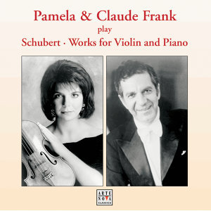 Pamela & Claude Frank
