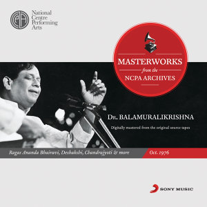 Balamurali Krishna 歌手頭像