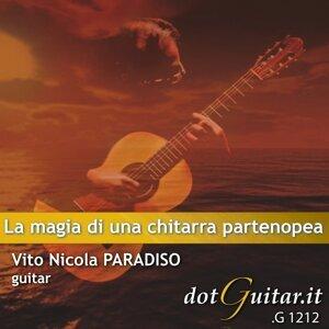 Vito Nicola Paradiso 歌手頭像