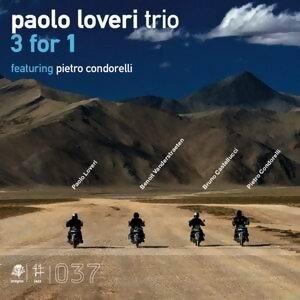 Paolo Loveri Trio featuring Pietro Condorelli 歌手頭像