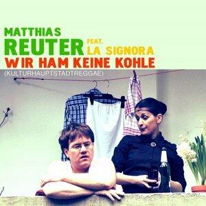 Matthias Reuter 歌手頭像