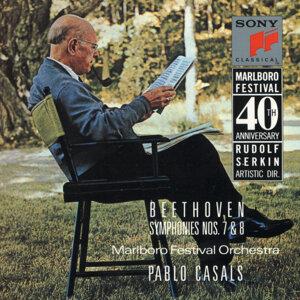 Marlboro Festival Orchestra, Pablo Casals 歌手頭像