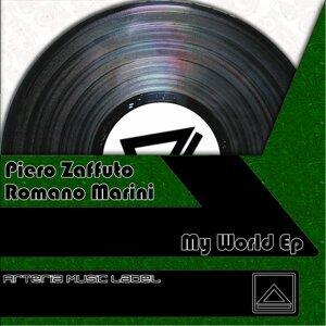 Piero Zaffuto, Romano Marini 歌手頭像