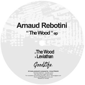 Arnaud Rebotini 歌手頭像