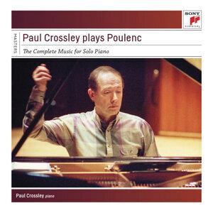 Paul Crossley (克羅斯利) 歌手頭像