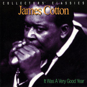 James Cotton 歌手頭像
