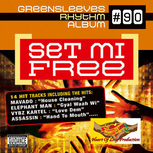 Greensleeves Rhythm Album #90: Set Mi Free 歌手頭像