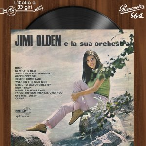 Jimi Olden e la Sua Orchestra 歌手頭像