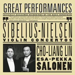 Cho-Liang Lin, Esa-Pekka Salonen, Swedish Radio Symphony Orchestra, The Philharmonia Orchestra 歌手頭像