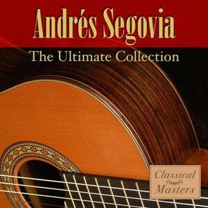 Andre Segovia 歌手頭像