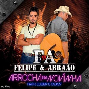 Felipe & Abraão & Cleber & Cauan (Featuring) 歌手頭像