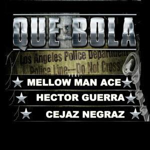 HECTOR GUERRA, MELLOW MAN ACE (Featuring) & CEJAZ NEGRAZ (Featuring) 歌手頭像