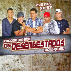 Os Desembestados do Brasil 歌手頭像