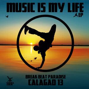 Calagad 13 歌手頭像