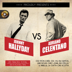 Johnny Hallyday, Adriano Celentano 歌手頭像
