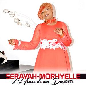 Serayah-Morhyelle 歌手頭像