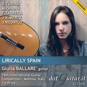 Giulia Ballaré 歌手頭像