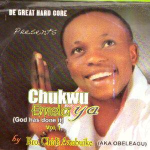 Bro Chidi Azubuike 歌手頭像