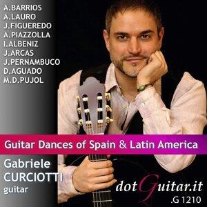 Gabriele Curciotti 歌手頭像