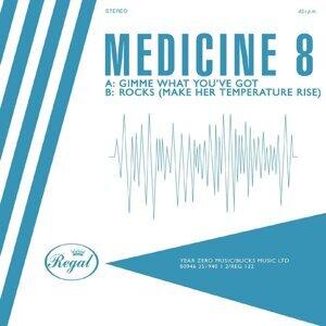 Medicine8 歌手頭像