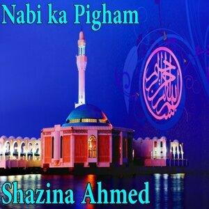 Shazina Ahmed 歌手頭像