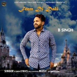 B. Singh 歌手頭像