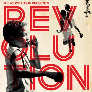 The Revolution presents 歌手頭像
