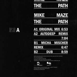 Mike Maze 歌手頭像