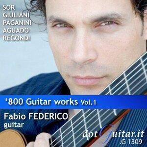 Fabio Federico 歌手頭像