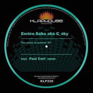Enrico Saba aka C_sky 歌手頭像