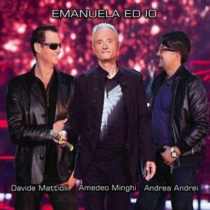 Amedeo Minghi, Davide Mattioli, Andrea Andrei 歌手頭像