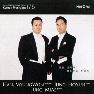 Hoyun Jung,Miae/Jung,Myugwon Han 歌手頭像