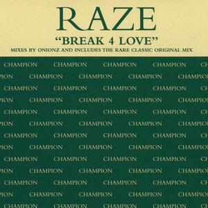 Raze 歌手頭像