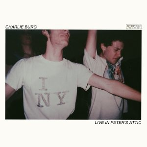 Charlie Burg 歌手頭像