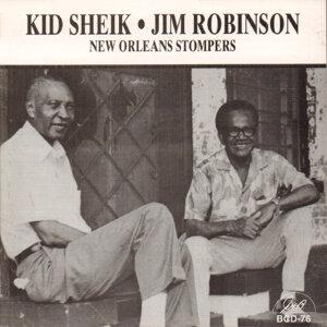 "George ""Kid Sheik"" Cola, Jim Robinson 歌手頭像"