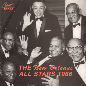 The New Orleans All Stars 歌手頭像