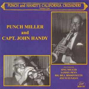 "Ernest ""Punch"" Miller, Capt. John Handy 歌手頭像"