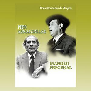 Pepe Aznalcollar, Manolo Fregenal 歌手頭像